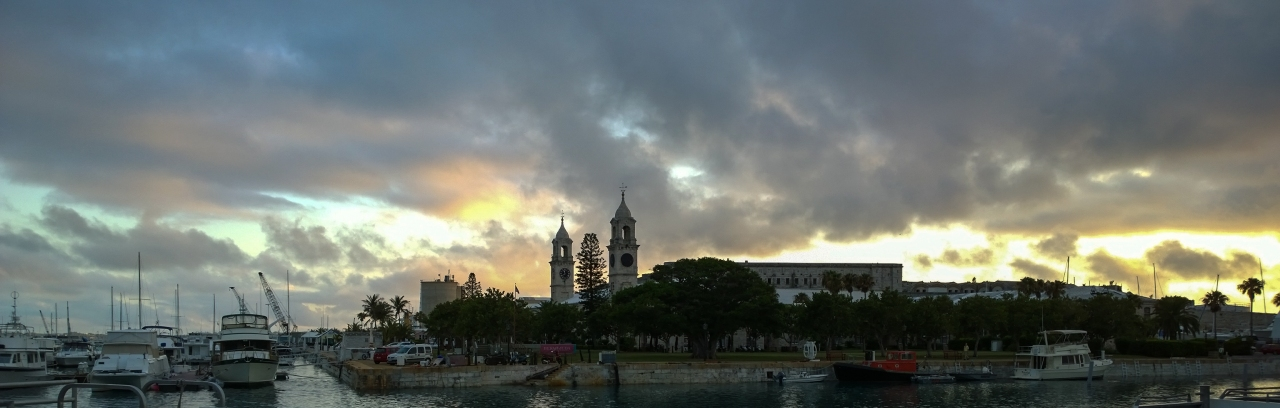 Visiting Bermuda – Day1