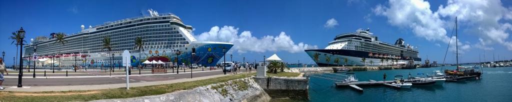 Ship Panoramic
