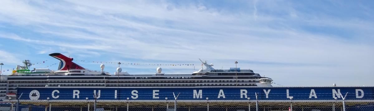 Ship Inspection Sunday – CarnivalPride