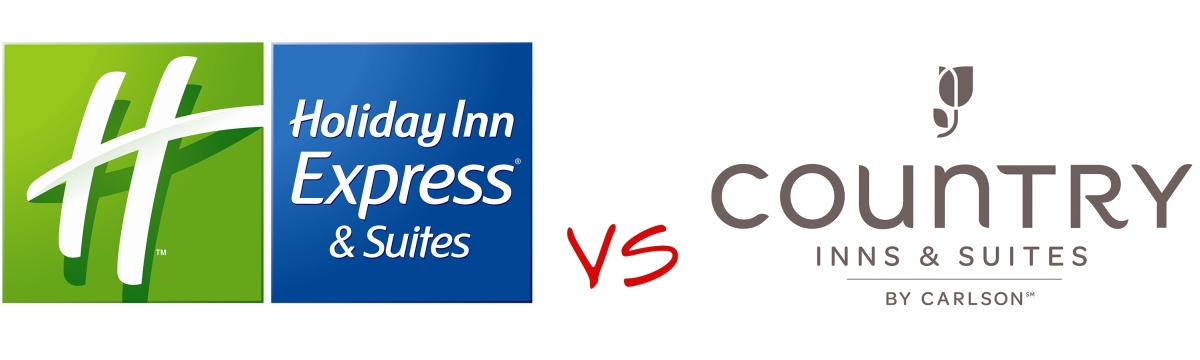 Hotel Smackdown: Holiday Inn Express vs Country Inn &Suites