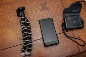Backup gear