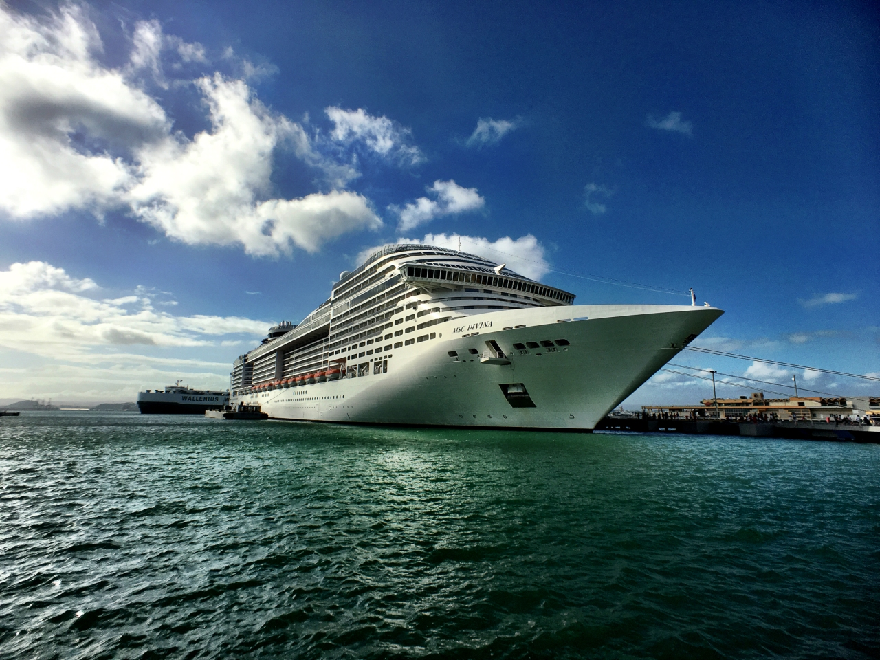 MSC Divina: Day 8 Recap – Debark and Final Thoughts