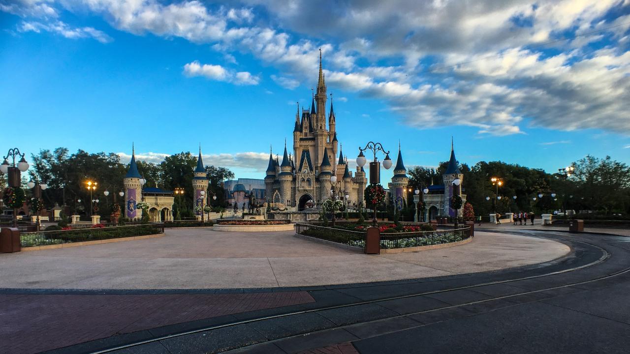Disney Dining – Round2
