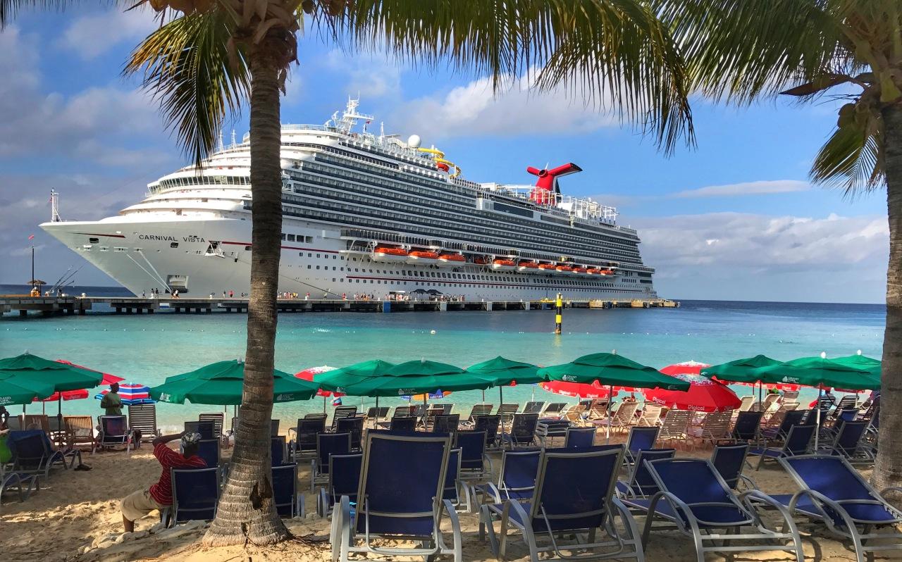 Carnival Vista – FirstImpressions