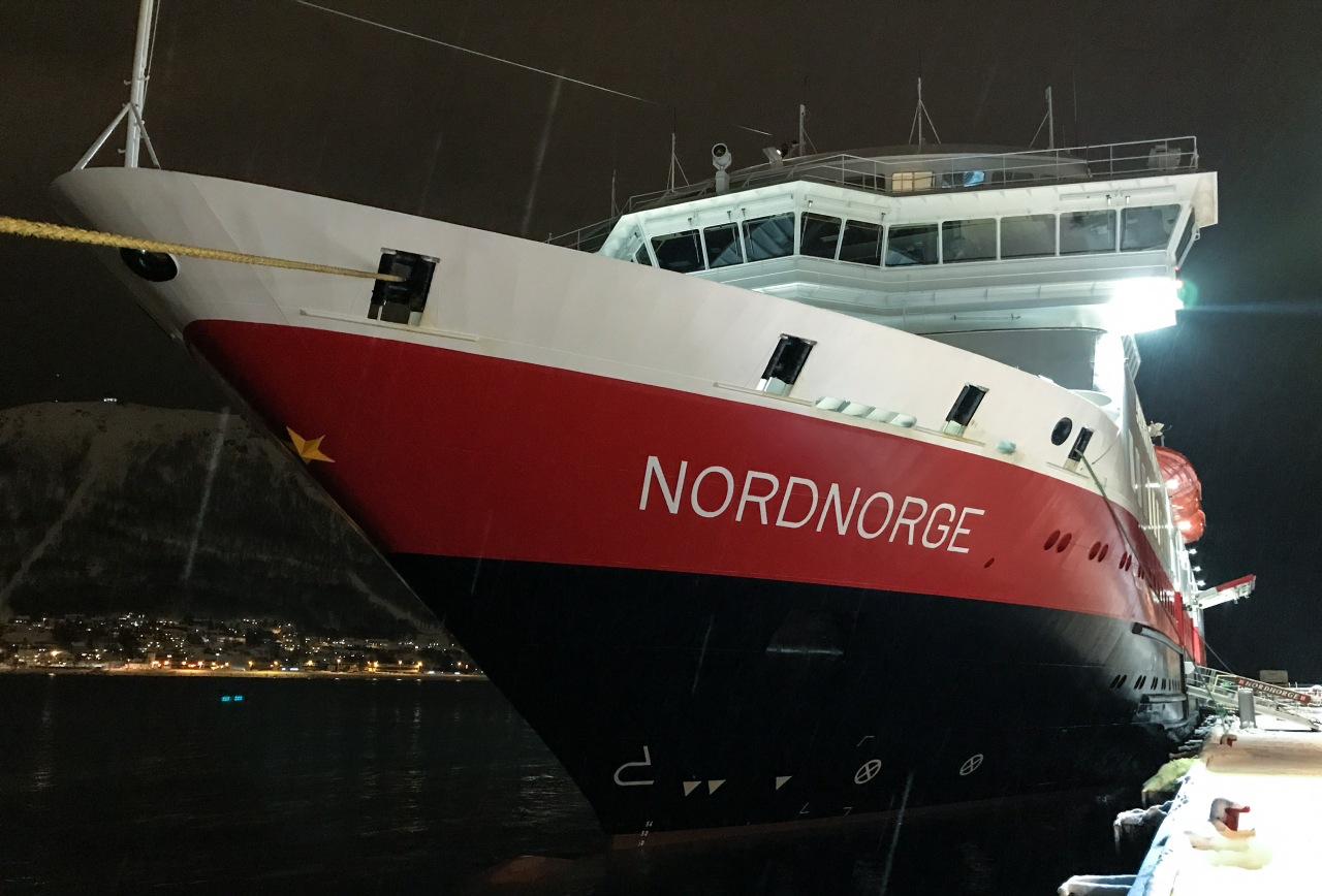 A Short Sailing on Hurtigruten's MS Nordnorge