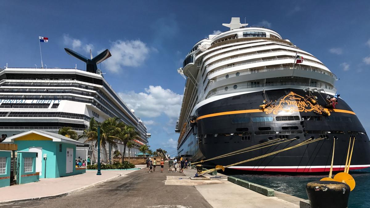 Sailing With Disney – A Day inNassau