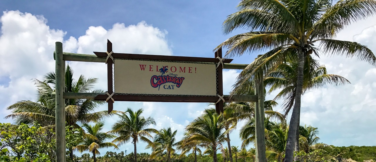 Sailing With Disney – Fun on Castaway Cay!
