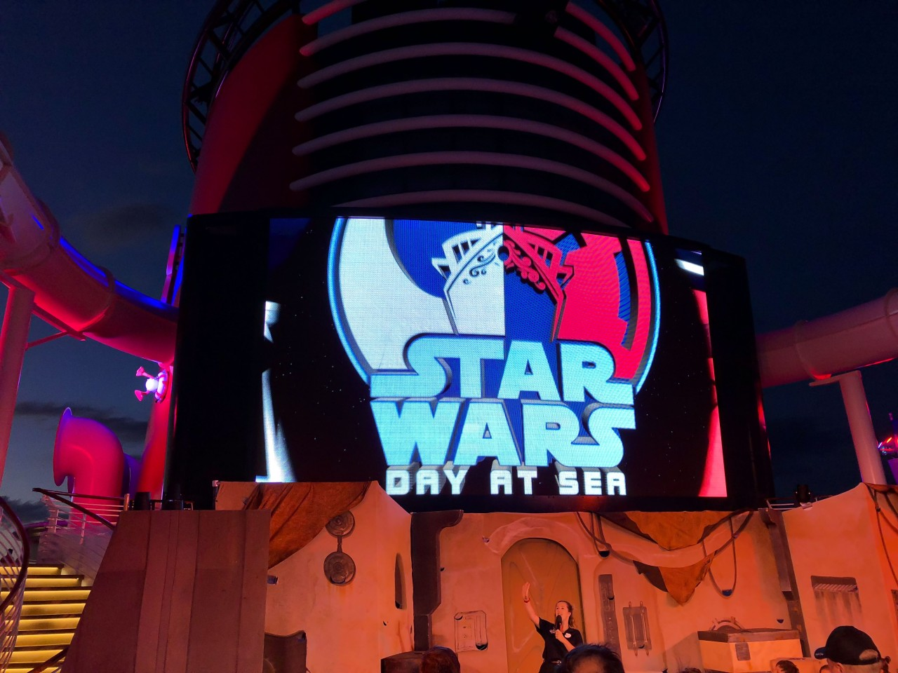 Spring Break on the Disney Fantasy – Part 3