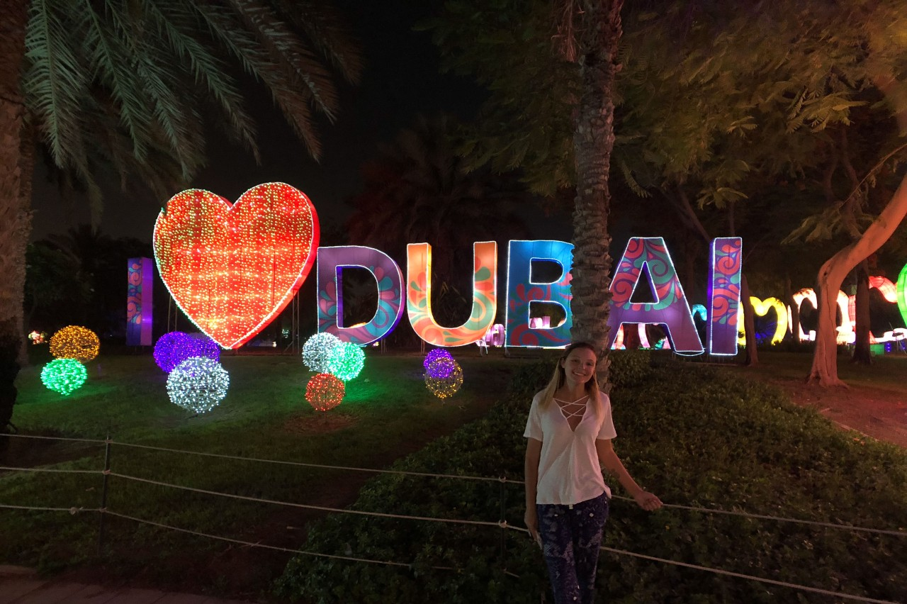 Four Days in Dubai